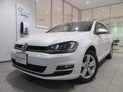 VW ゴルフヴァリアントAnniversary Edition