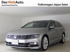 VW パサートヴァリアント2.0Rライン ワンオーナー 禁煙 DWA認定中古車