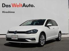 VW ゴルフハイライン LEDヘッドライト リアカメラ  認定中古車