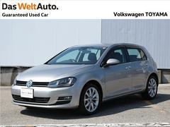 VW ゴルフTSIハイラインブルーモーションテクノロジー ワンオーナー