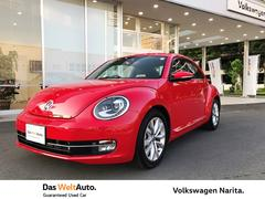 VW ザ・ビートル Design Leather Package VW認定中古車
