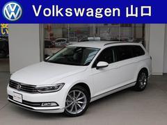 VW パサートヴァリアントハイライン テクノロジーパッケージ シートエアコン