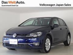 VW ゴルフコンフォートライン7.5 LEDライト 純正9.2インチナビ