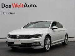 VW パサート2.0 Rライン LEDヘッドライト ACC 認定中古車