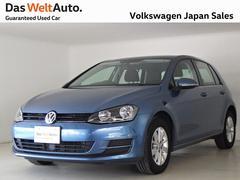 VW ゴルフトレンドライン 禁煙 ETC アルミホイール 認定中古車