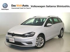 VW ゴルフヴァリアント TSI Comfortline DEMO CAR