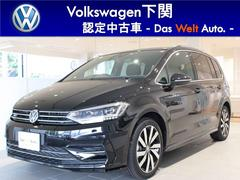 VW ゴルフトゥーランTSI Rライン ナビ フルセグTV DVD ETC LED