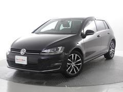 VW ゴルフ特別仕様車コネクト、LEDテール、OPアルミ、フル装備