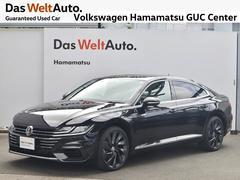 VW アルテオンRライン 4MOTION Advance デモカー 純正ナビ