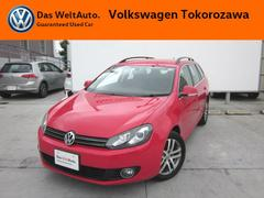 VW ゴルフヴァリアントComfortline NaviEtcBc