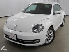 VW ザ・ビートル Design Leather Package