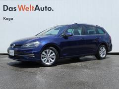 VW ゴルフヴァリアントTSI Comfortline LED ACC BC