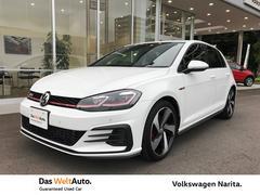 VW ゴルフGTIGTI VW認定中古車 7.5