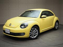 VW ザ・ビートルDesign Leather Package NAVI XENON