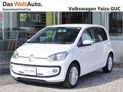 VW アップ!ハイアップ 1オーナー シティエマージェンシーブレーキ