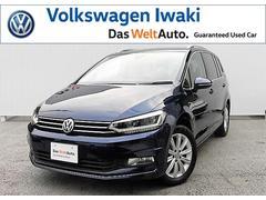 VW ゴルフトゥーランTSI Highline ワンオーナー 認定中古車