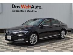 VW パサート2.0TSI Rライン 認定中古車