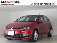 VW ポロハイライン ナビ 禁煙 ワンオーナーDWA認定中古車