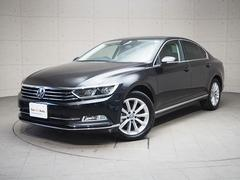 VW パサートTSIエレガンスライン 認定中古車・保証付き・元当社試乗車