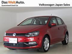 VW ポロTSI Highline 認定中古車 SDNAVi ACC