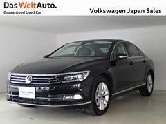 VW パサートTSI Eleganceline 禁煙社用車ACC SDナビ