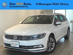 VW パサートヴァリアントTSI Highline Dispro ETC