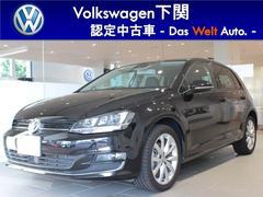 VW ゴルフTSIハイライン レザーシート シートヒーター ナビ ETC