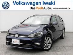 VW ゴルフヴァリアントTSI Highline ワンオーナー 認定中古車