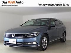 VW パサートヴァリアントTSI Highline レザーシート 認定中古車 Navi
