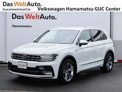 VW ティグアンTSI Rライン 1オーナー 禁煙車 純正ナビ バックカメラ