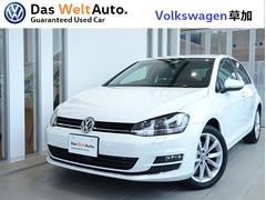 VW ゴルフ TSI Highline BlueMotion Technology BlackLeather