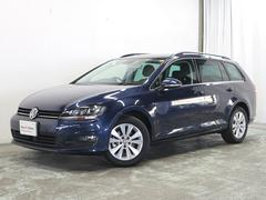 VW ゴルフヴァリアントTSI Comfortline ナビ バックモニター ETC