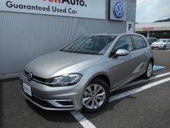 VW ゴルフTSI Comfortline DEMOCAR NAVI