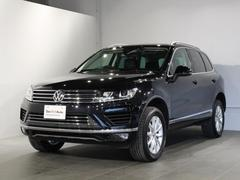 VW トゥアレグV6 Upgrade Package