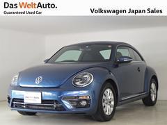 VW ザ・ビートルDesign 認定中古車 SDNAVI ETC キセノンPK