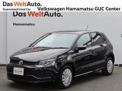 VW ポロコンフォートライン 1オーナー 禁煙車 純正ナビ ETC