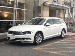 VW パサートヴァリアントTDI Eleganceline DEMO CAR