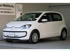 VW アップ!moveup!4D Pナビ ETC 1オーナー 認定保証1年