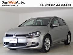VW ゴルフコンフォートライン ACC Navi RC DWA認定中古車