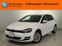 VW ゴルフTSI Comfortline BlueMotion Technology NaviEtcBc