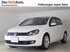 VW ゴルフTSIハイライン 純正ナビ バックカメラ ETC 認定中古車