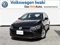 VW ゴルフTSI Trendline ワンオーナー 認定中古車