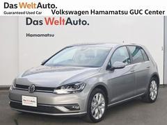 VW ゴルフハイライン 登録済未使用車 純正ナビ バックカメラ ETC