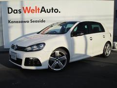 VW ゴルフR 認定中古車