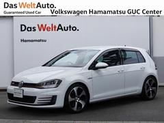 VW ゴルフGTI1オーナー 純正ナビ バックカメラ ETC DCC