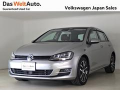 VW ゴルフTSI ハイラインBMT認定中古車 サンルーフLeather
