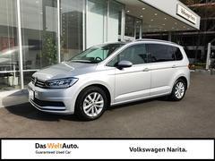 VW ゴルフトゥーランTSI Comfortline VW認定中古車 Navi