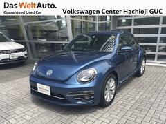 VW ザ・ビートル元試乗車 純正ナビ ETC クルーズコントロール付