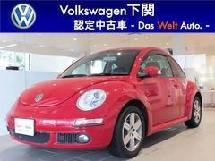 VW ニュービートルLZ レザーシート シートヒーター CD ETC フォグ