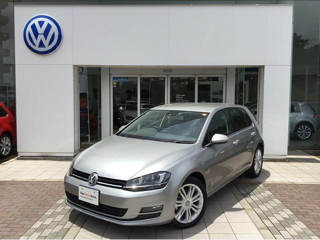 フォルクスワーゲン TSI Highline BlueMotion Technology der erste